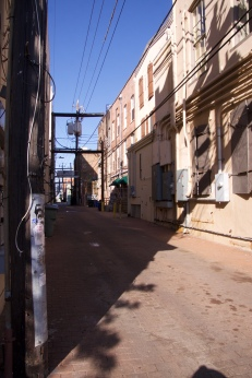 Galveston Alley